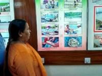 Uma Bharti begins Ganga Nirikshan Abhiyan