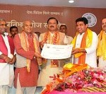 Dr. Mahesh Sharma launches implementation of 'National Mission on Cultural Mapping of India' from Goverdhan Block, Mathura
