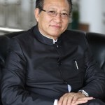 TR Zeliang sworn in as Nagaland chief minister