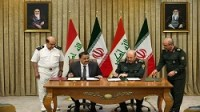 Iran, Iraq sign deal to enhance defense ties