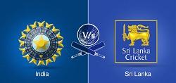 T20 I Sri Lanka v India at Colombo