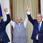14th India-EU Summit, New Delhi (October 06, 2017)