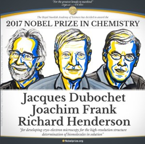2017 Nobel Prize in Chemistry
