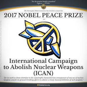 2017 Nobel Peace Prize