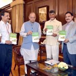 Union Finance Minister releases book on Financial Management