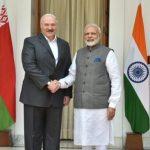 Agreement between India and Belarus