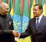 India and Ethiopia