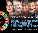"""The WHO Global Ministerial Conference """"Ending TB in the Sustainable Development Era- A Multisectoral Response"""