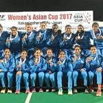 women's hockey Asia Cup