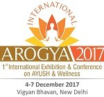 First ever International Conference cum Exhibition Arogya 2017