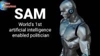 World's first AI politician developed