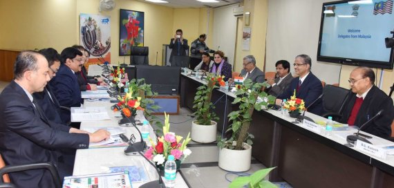 5th Bilateral Meeting between India and Malaysia