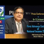 First Advance Estimates of National Income, 2017-18