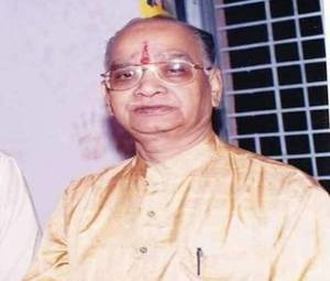 Maharashtra senior BJP leader NS Pharande passes away