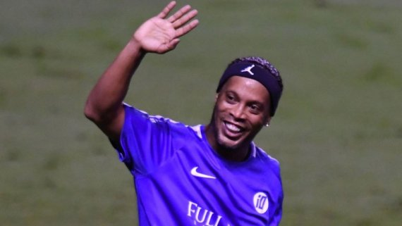 Ronaldinho retires from professional football, says agent