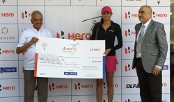 Sharmila wins second leg of Hero WPGT
