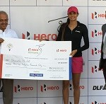 Sharmila wins second leg of Hero WPGT
