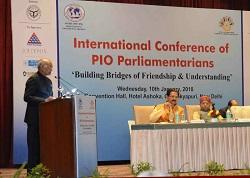 international conference of PIO Parliamentarians