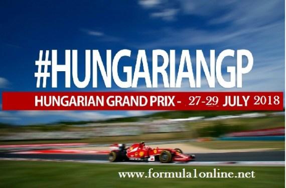 Hungarian Grand Prix-2018