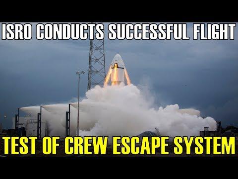 crew escape system