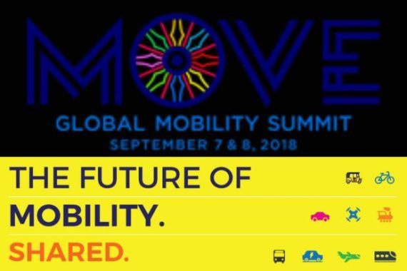 MOVE India's First Global Mobility Summit 2018