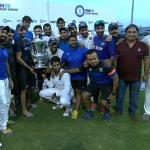 India Blue Wins Duleep Trophy