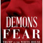 Book titled 'Fear Trump in the White House'