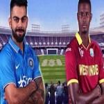 West Indies cricket team visits India -2018