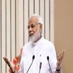 The Prime Minister, Shri Narendra Modi addressing the Y4D New India Conclave, in New Delhi on July 16, 2018.