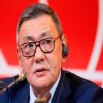 Gafur Rahimov elected as AIBA President