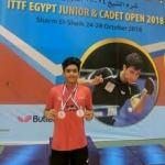 2018 Serbian Junior & Cadet Open - ITTF Junior Circuit