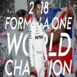 Lewis Hamilton crowned 2018 Formula 1 world champion