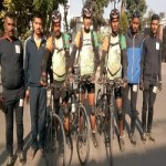 Ultra Cycling Expedition to cover a distance of 25K kms across country