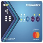 IndusInd Bank launches India's first interactive credit card with buttons