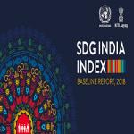 SDG India Index 2018