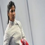 Bhavani Devi wins gold medal in Senior Commonwealth Fencing Championship