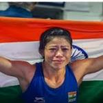Magnificent Mary wins record 6th gold medal