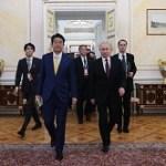 Putin Quashes Japanese Hopes of End to Island Dispute