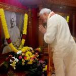 PM remembers swami Vivekanand on his Jayanti