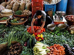 Retail Inflation at 18 months lowest