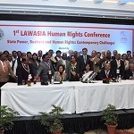1st LAWASIA Human Rights Conference
