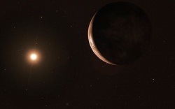 Early life around New Planet Barnard b