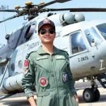 Indian Air Force first woman flight engineer