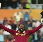 most sixes in international cricket