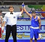 Makran Cup boxing