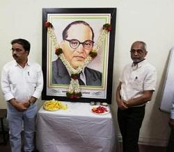 128th Birth Anniversary of Babasaheb (Dr.) B.R. Ambedkar