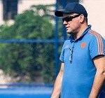 India men's hockey team head coach