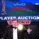 Pro Kabaddi Auction 2019