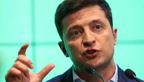 Ukraine's new President