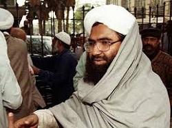 Masood Azhar name blocked in UNSC